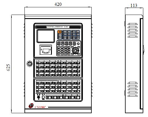 火警报警方法_JB-QB-TS500火灾报警控制器(联动型)|消防自动报警系统|产品中心 ...